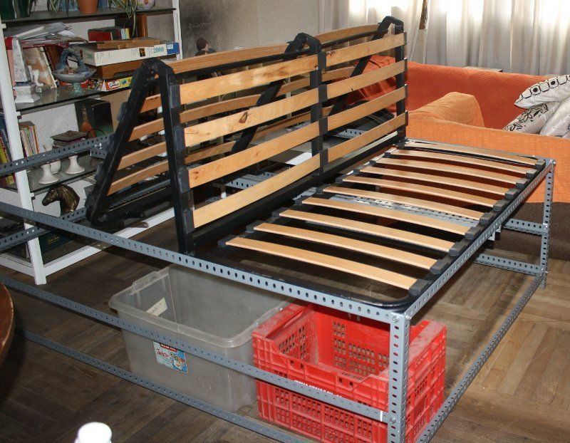 Mueble cama maletero arc n sof fiat ducato for Mueble divan cama