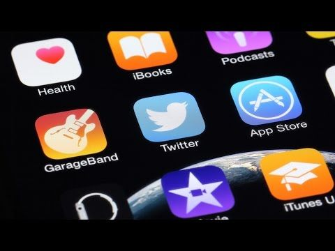 Remove preinstalled app icons from your iPhone or iPad