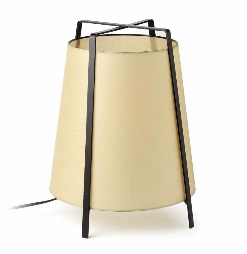 L mpara de mesa o pie de aire oriental lamparas - Iluminacion de pie ...