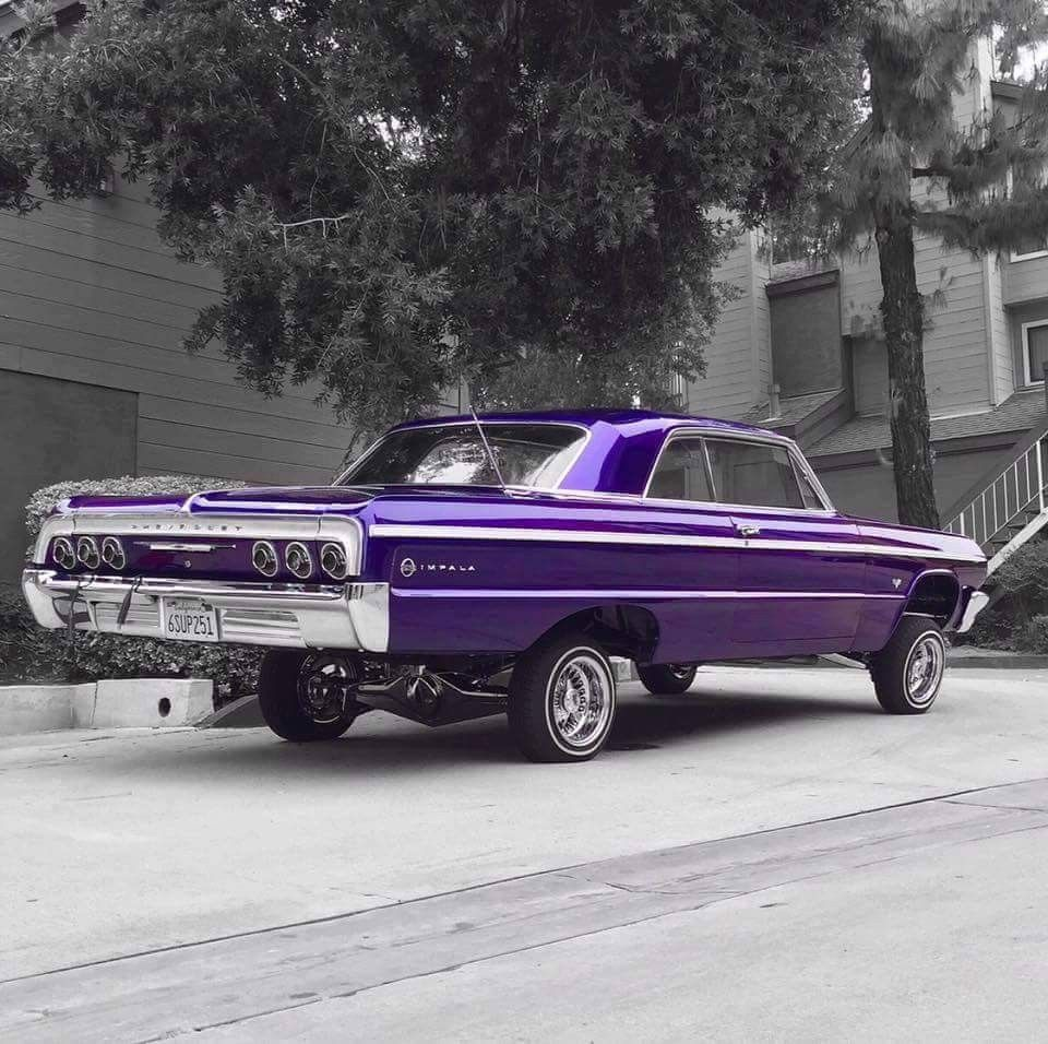 Pin By Gilberto Diaz On 1964 Impala 64 Impala Lowrider 64