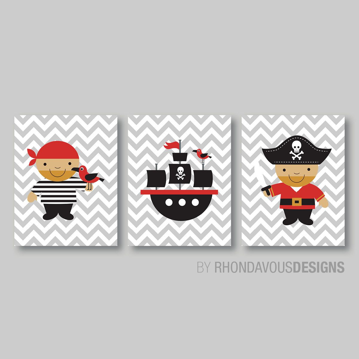 Pirate bathroom decor for kids - Kid Bathroom Art Child Bathroom Art Pirate Bathroom Art Pirate Bedroom Art Bathroom Rules Chevron Gray Black Red Ns 380