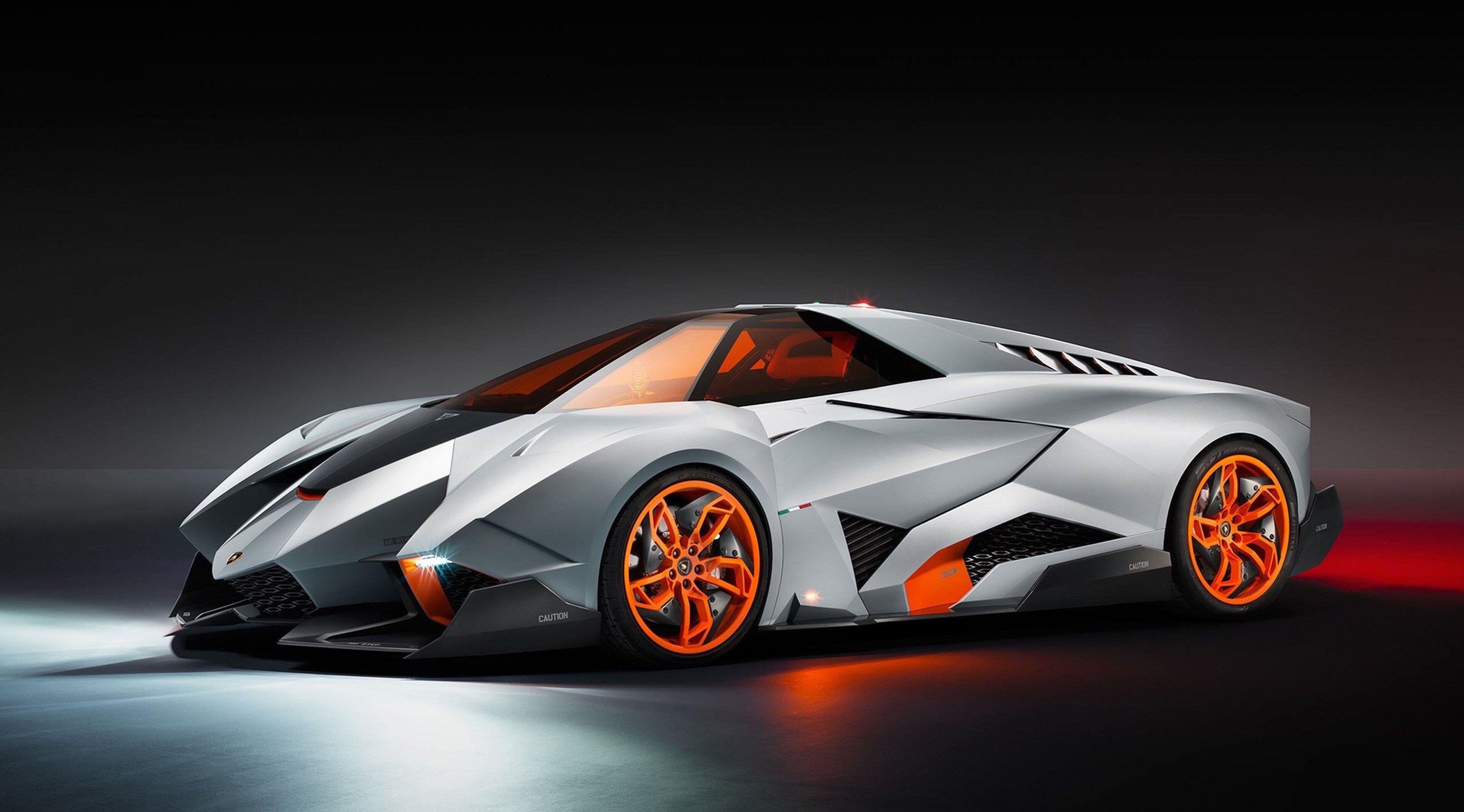 3840x2130 Egoista 4k Desktop Hd Wallpaper Lamborghini Egoista Futuristic Cars Cool Cars