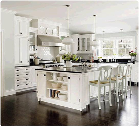 All White Timeless Or Trendy Centsational Style White Kitchen Interior Design White Kitchen Interior Black White Kitchen