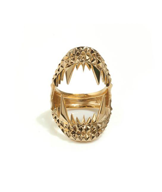 Fang Ring By Kasun London