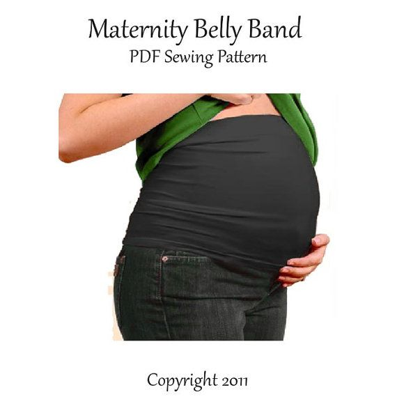 belly band sewing pattern