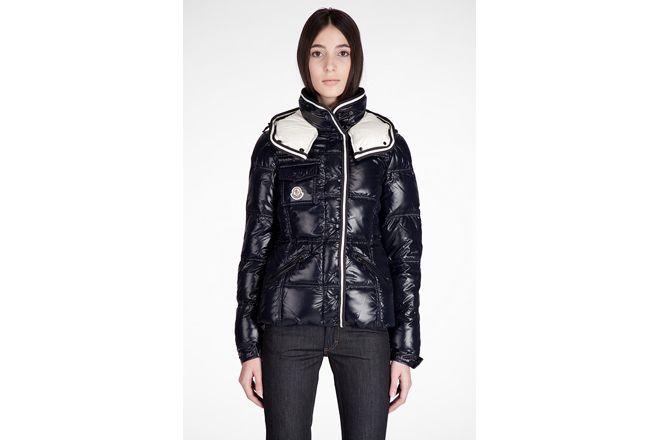 moncler women quincy down jacket dark blue new and share list rh pinterest com