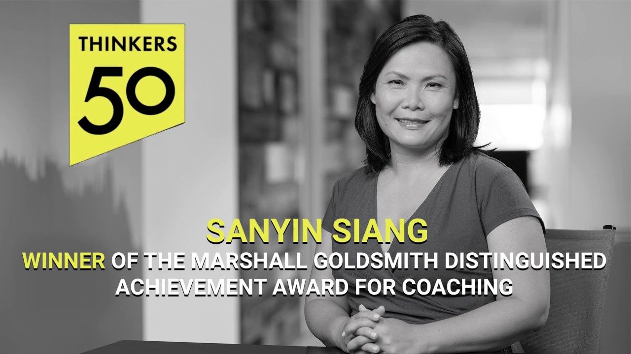 sanyin siang winner of the thinkers50 marshall goldsmith on wall street journal crossword id=22370