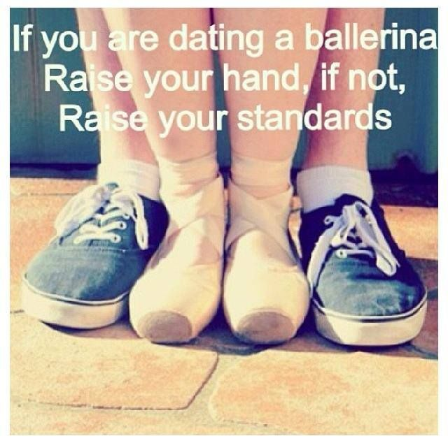 If youre not dating a dancer