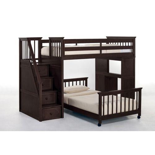 Fairy Tale Twin Canopy Configurable Bedroom Set | Bunk beds ...