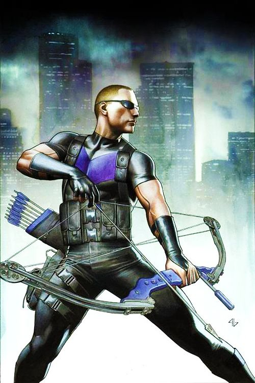Hawkeye by Adi Granov