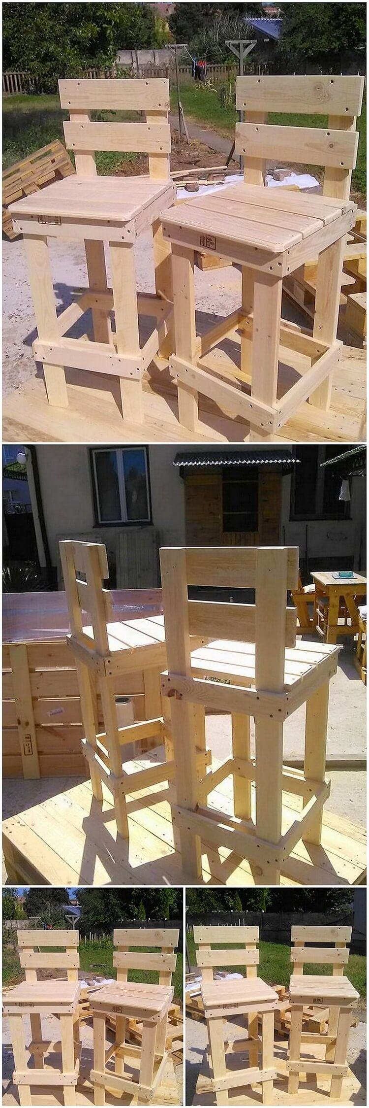 shipping pallet furniture ideas. Creative Home Furnishings With Used Shipping Pallets Pallet Furniture Ideas