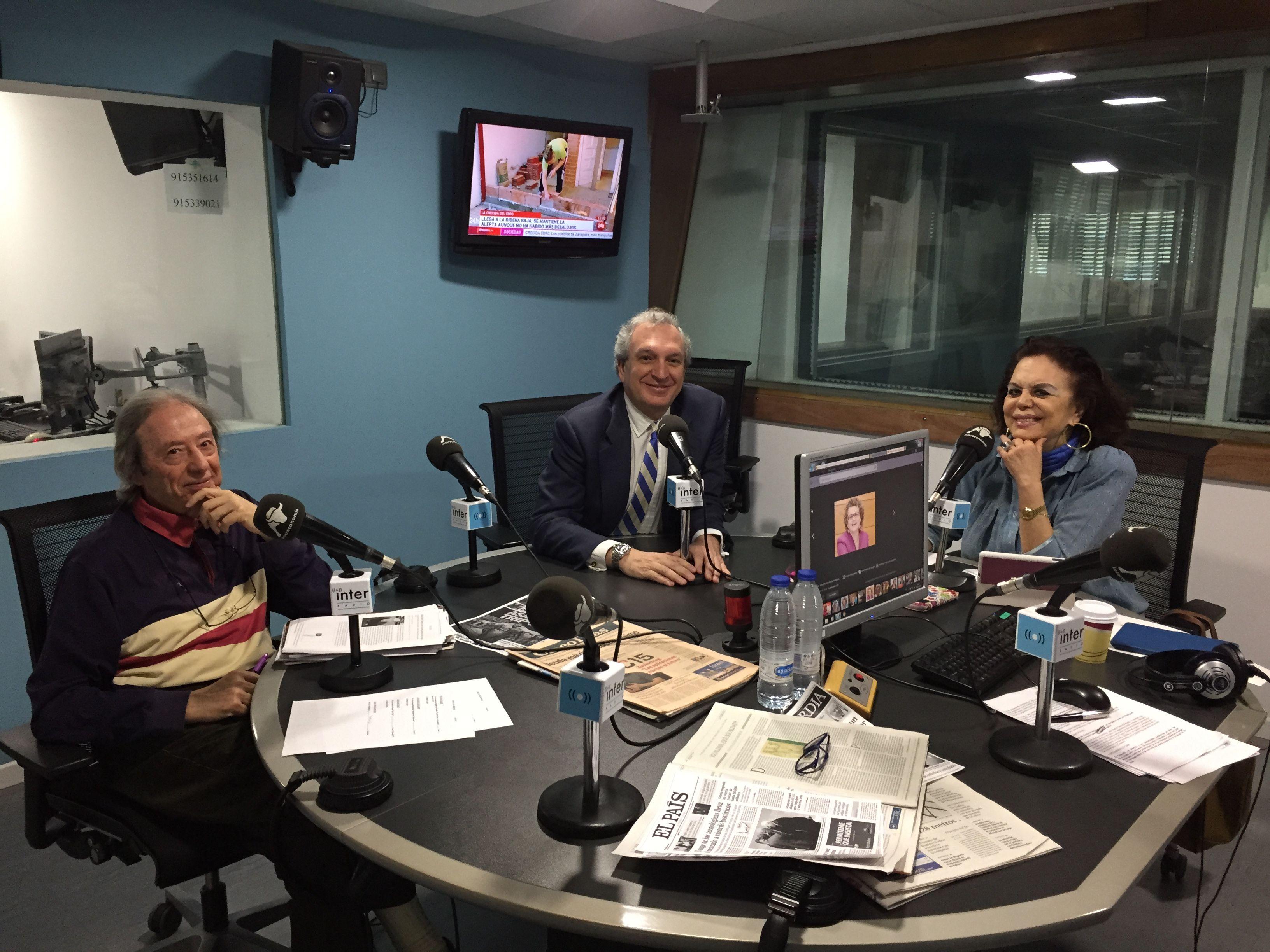 Antonio Banda, CEO de Feelcapital, en Radio Inter (Intereconomía), desgranando la actualidad en #FondosDeInversión.