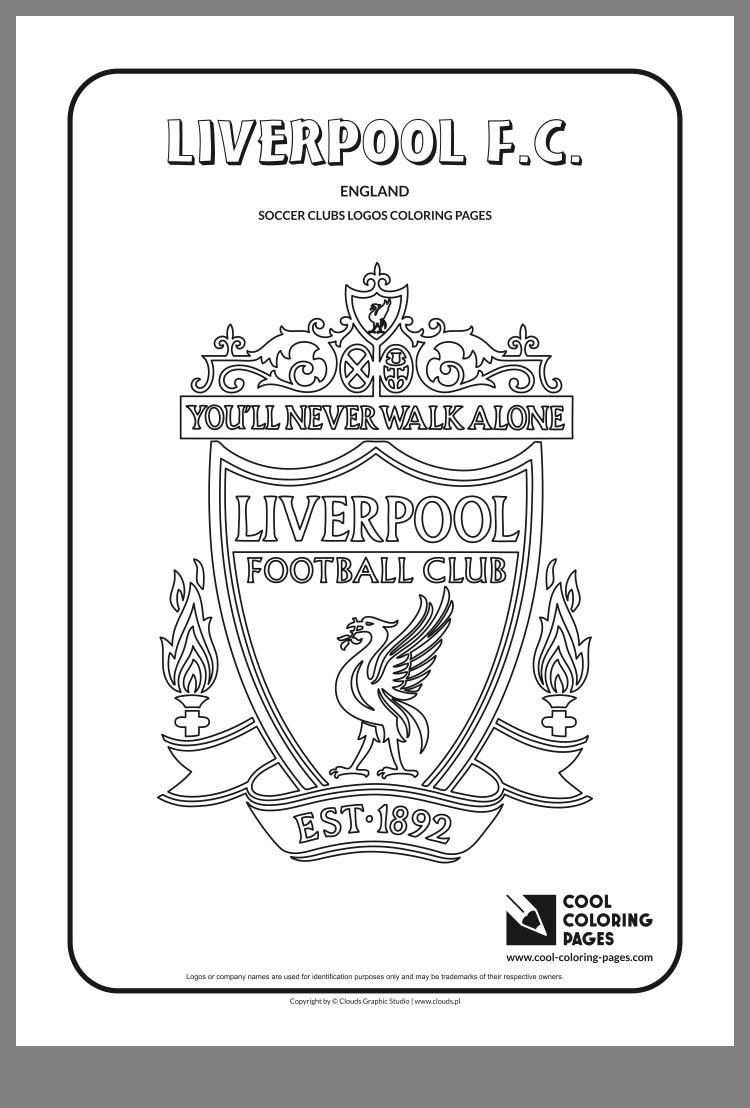 Premier League Coloring Pages