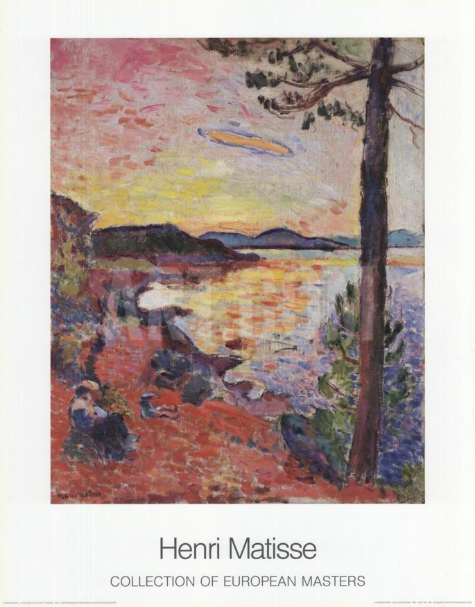 Le Gouter 1904 Art Print By Henri Matisse At Art Co Uk