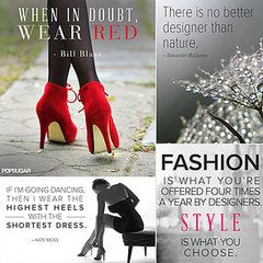 10 Pin-Worthy Fashion Quotes That Never Go Out of Style