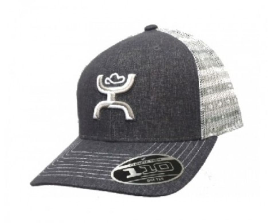 79a21b6cb ... promo code for hooey storm grey white aztec print hat 208af 4b4d4