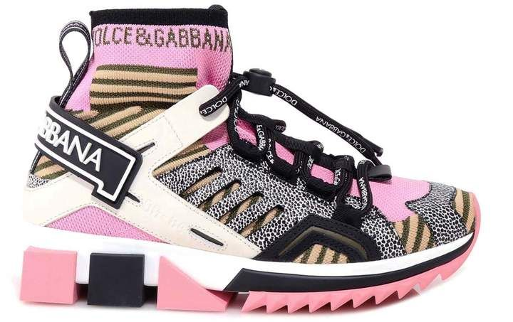 Photo of Dolce & Gabbana Dolce & Gabbana Sneakers – Pink – 11124187 | italist