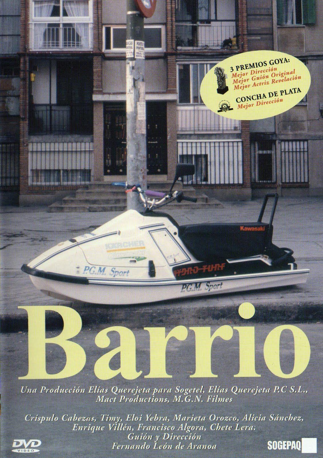 Barrio by #Fernando_leon_de_aranoa