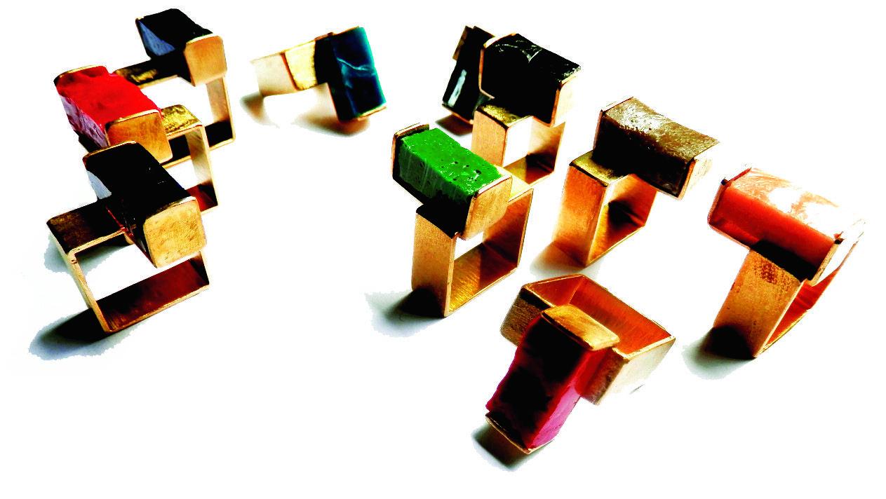Una nuova idea di design dei gioielli per la collezione di ELGioielli. L'esposizione da mercoledì 3 maggio, sarà visitabile sino a venerdì 5 maggio.