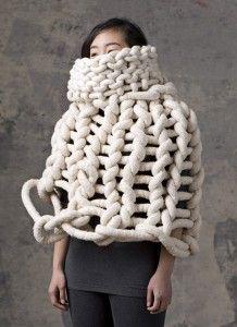 Bromeleighad: Knitting and Nature: Yulie Urano