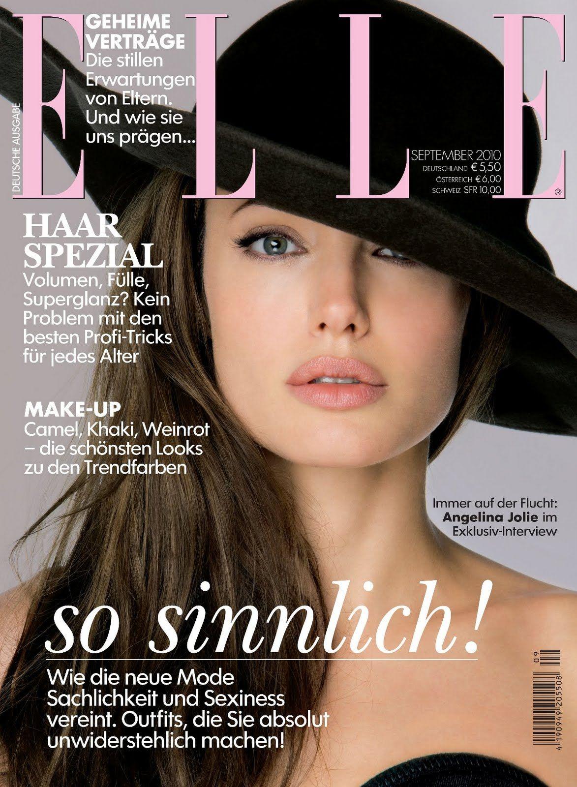 Jolie Magazine November 2017 Issue: Pin By Iria Gonzalez On Angelina Jolie