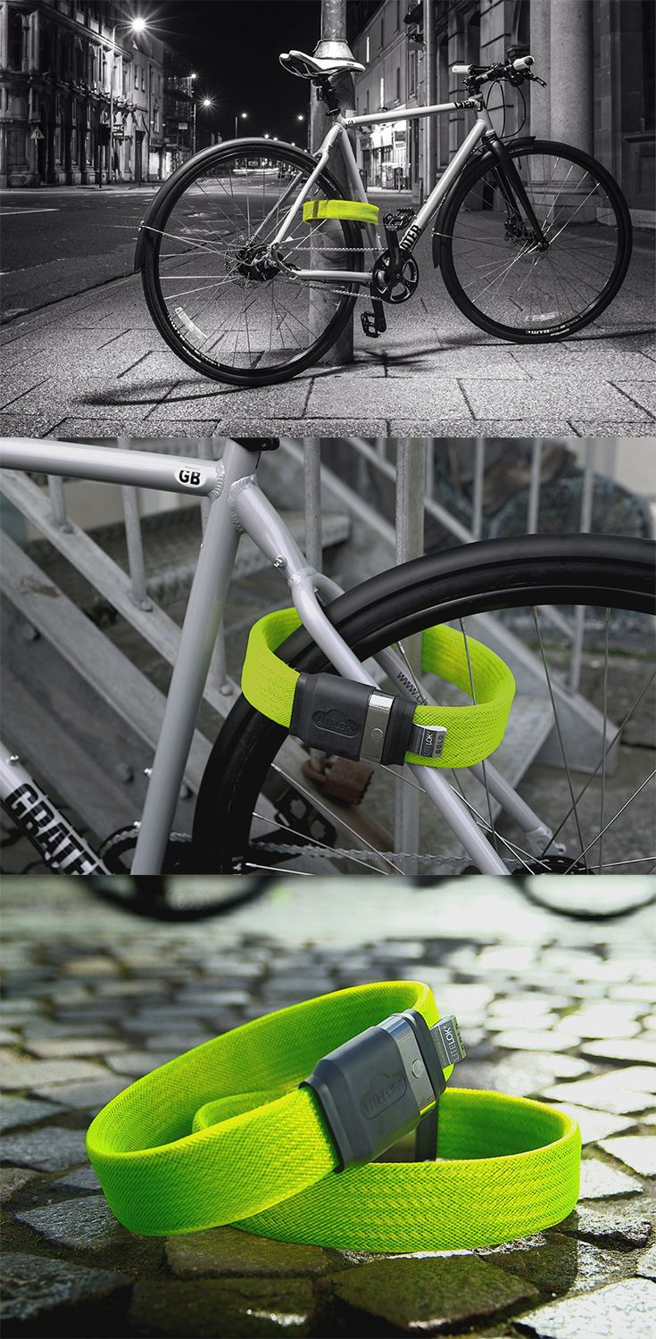The Litelock A Bike Lock Which Is A New Alternative To Clunky