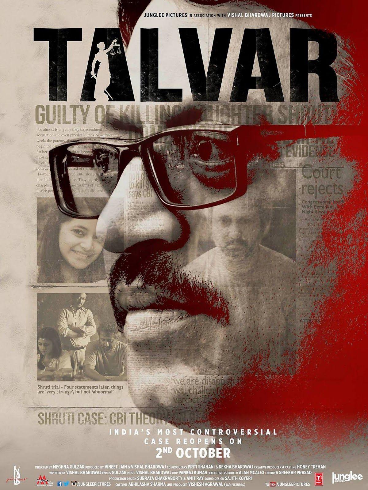 talvar (2015) hindi bluray x264 1080p download linkssamraat - on