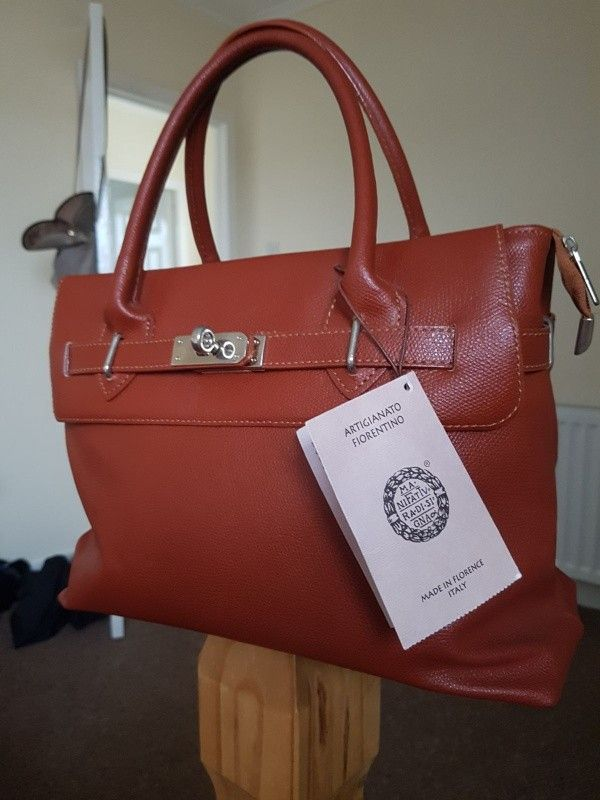 Manifattura Di Signa Italian handbag   Backpack handbags, Backpacks ...