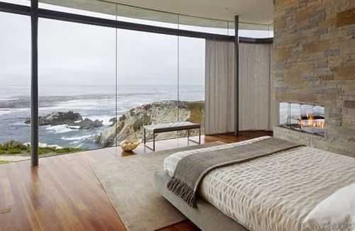 The ultimate bedroom..........