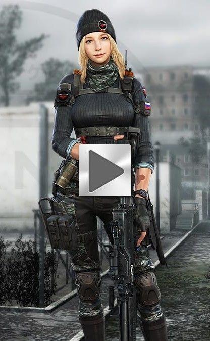 Nude Bond Girls Women In The Military  Army Girl  Women -5477