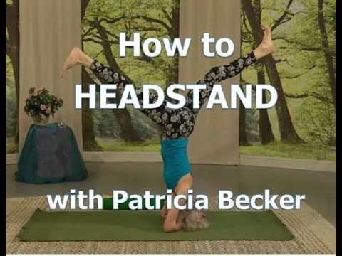 youtube  yoga tv shoulder stand headstand