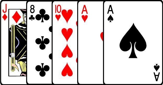Poker Hands The Nine Main Winning Clipart Free Clip Art Images Poker Hands Billiards Game Poker
