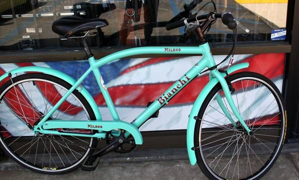 check out 9468a 24614 ... adidas Skateboarding - Superstar Vulc Bianchi Milano Cafe Racer 7 Speed  Bike Bicycle for sale -  395 on craigslist .