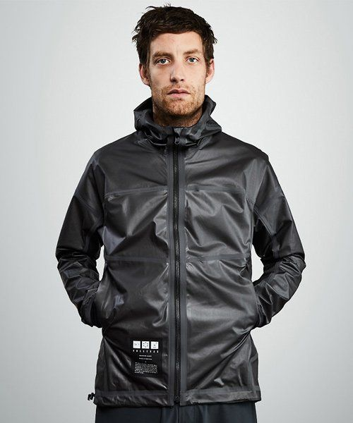 world's first graphene jacket uses lightest, strongest, most conductive material