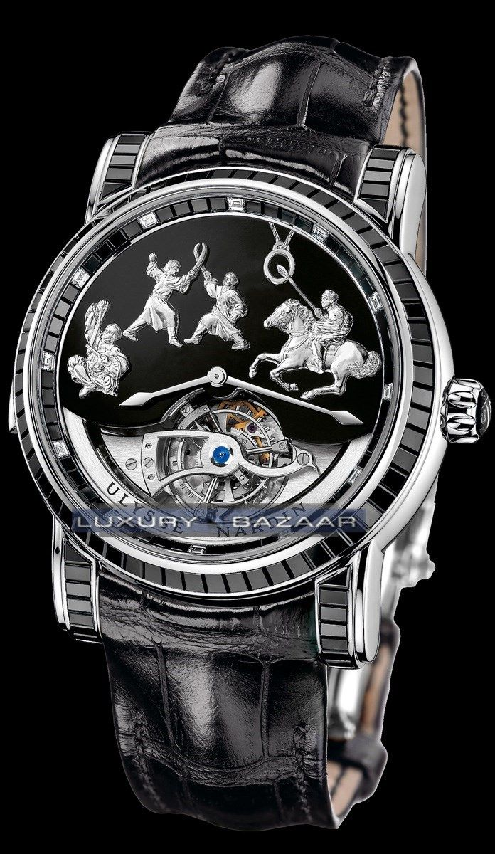 Ulysse Nardin Genghis Khan 780 81 Ulysse Nardin Swiss Luxury Watches Luxury Watches