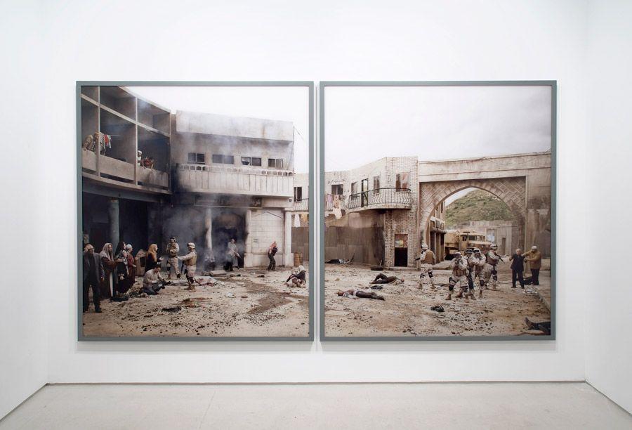 ERIC BAUDELAIRE 'The Dreadful Details' C-Print