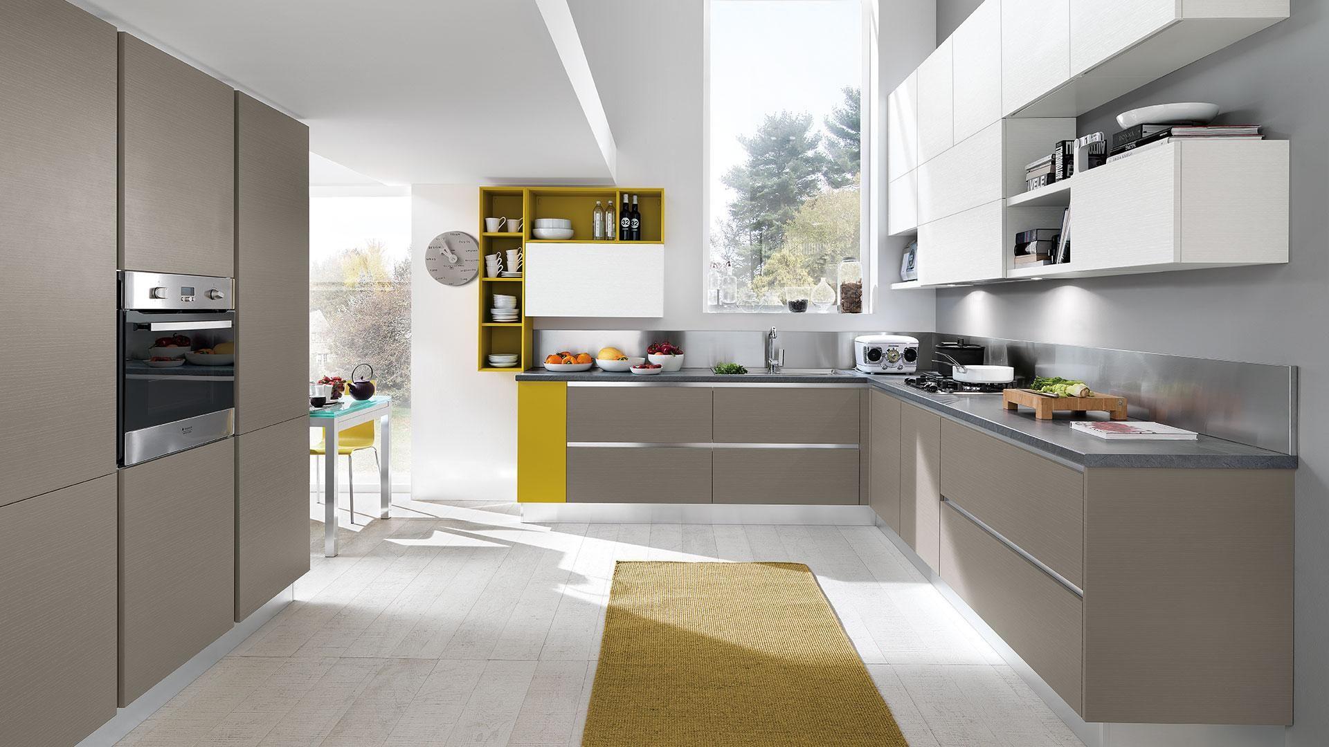 Essenza cucine moderne cucine lube cucina