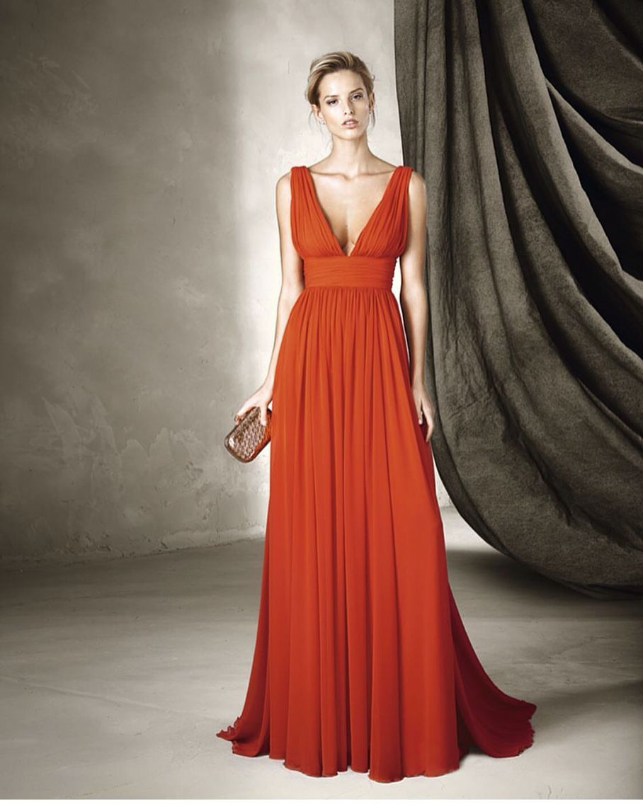 Pronovias CISNE now available at Mia Bella. Find your inner Greek ...