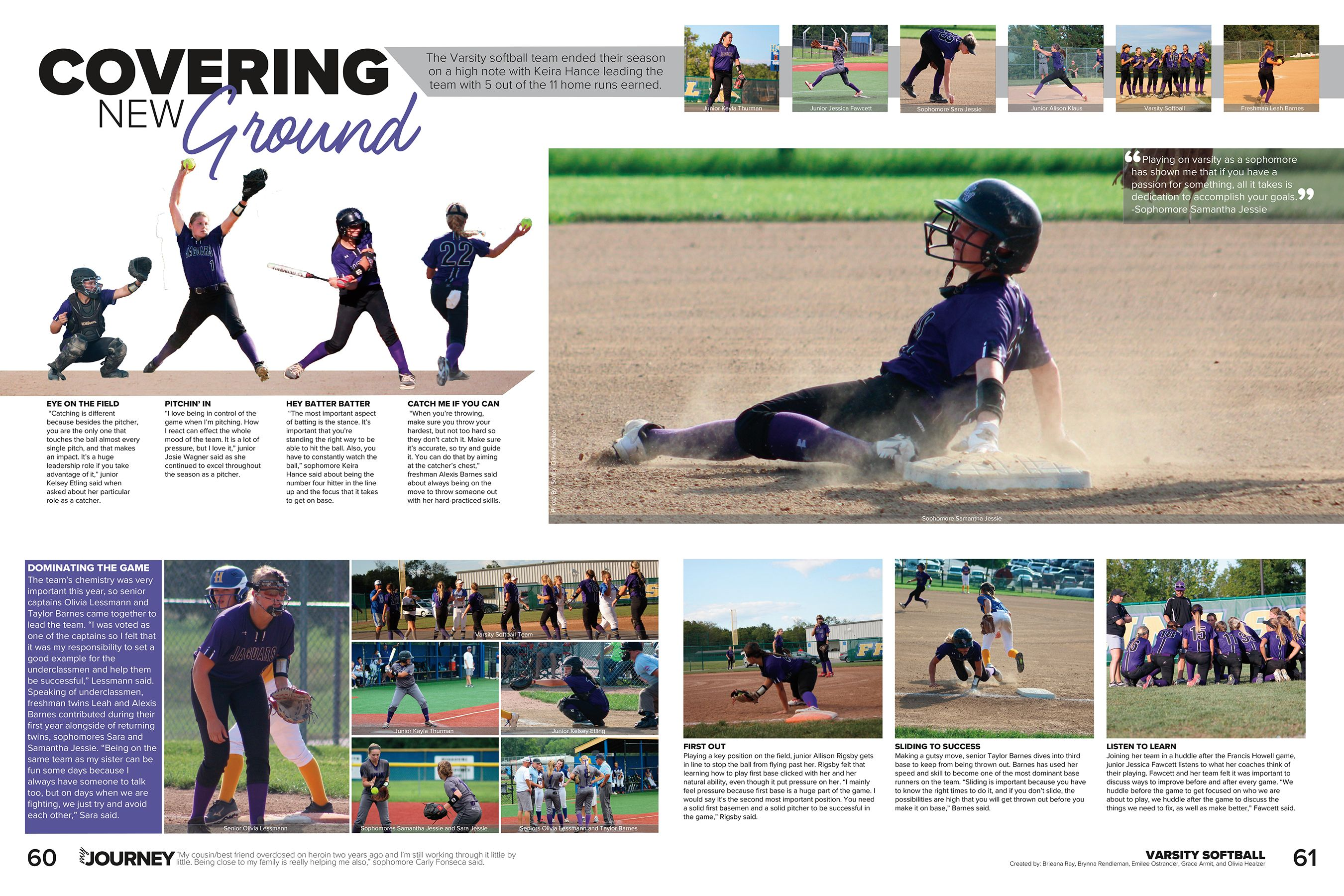 Pin On 2018 Yearbook Yearbook Showstoppers Spreads