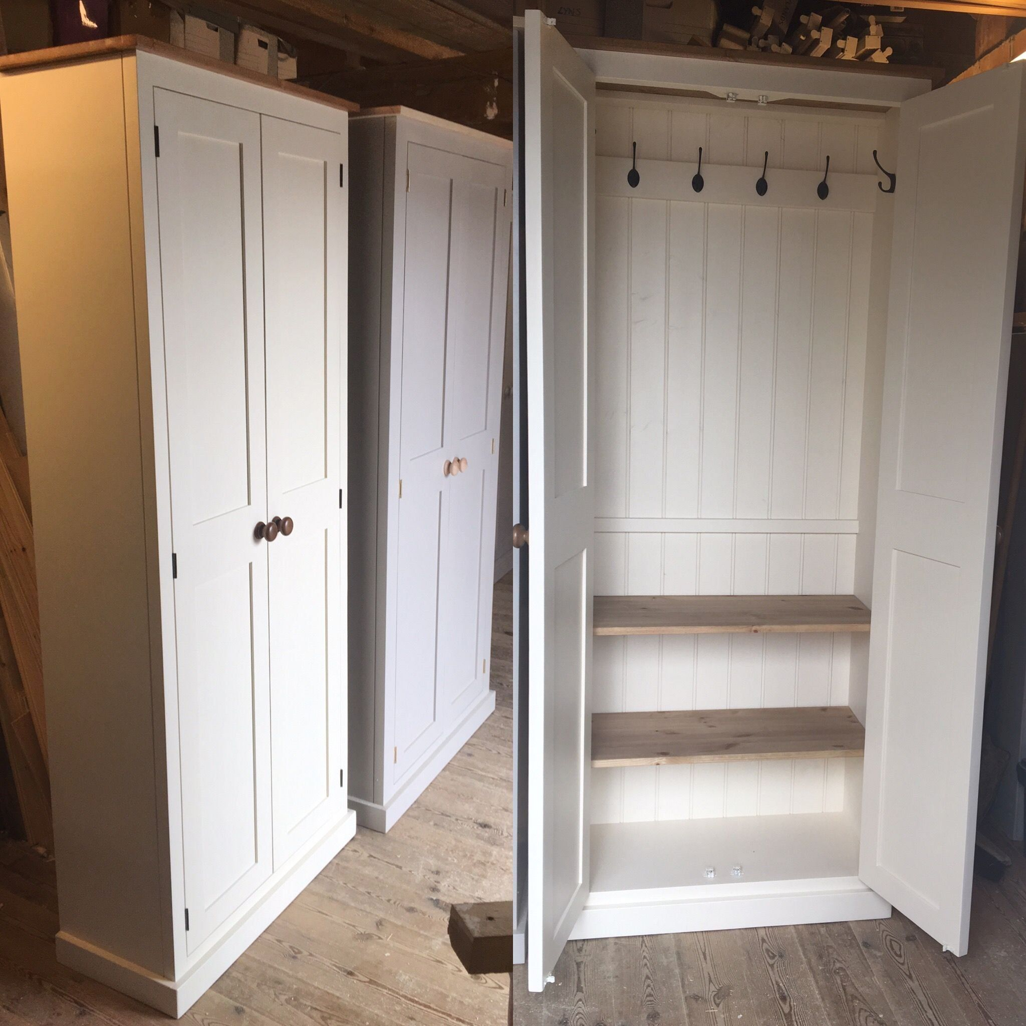 Hall Coat And Shoe Cupboard 1000 In 2020 Cupboard Storage Shoe Storage Cupboard Coat Storage