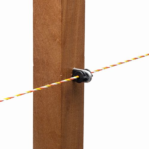 Electric Fence Wood Post Staple Insulator 47p8 50 Fences Gates
