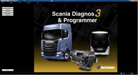 Scania Sdp3 2 42 1 Diagnos Programmer 3 100 00 Programmer Graphic Card Control Unit