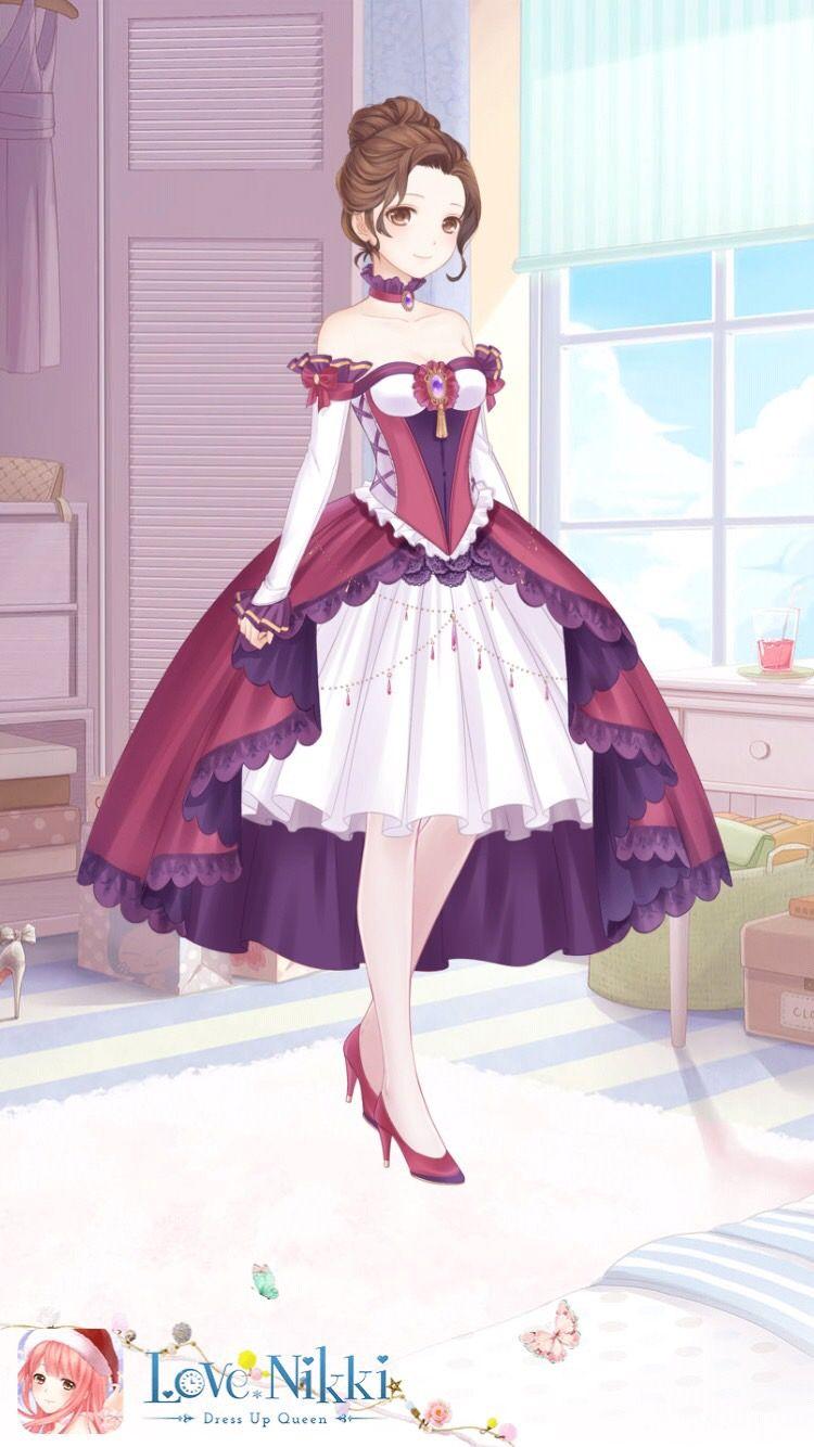 Love nikki dress up queen