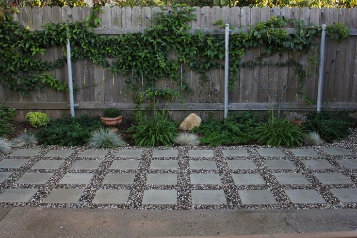 Relatively pea gravel for patio | Pavers & pea gravel for a patio area with  WT45