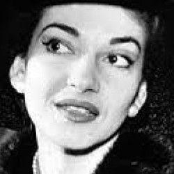 Frases De María Callas Visual Inspiration