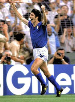 PAOLO ROSSI #football