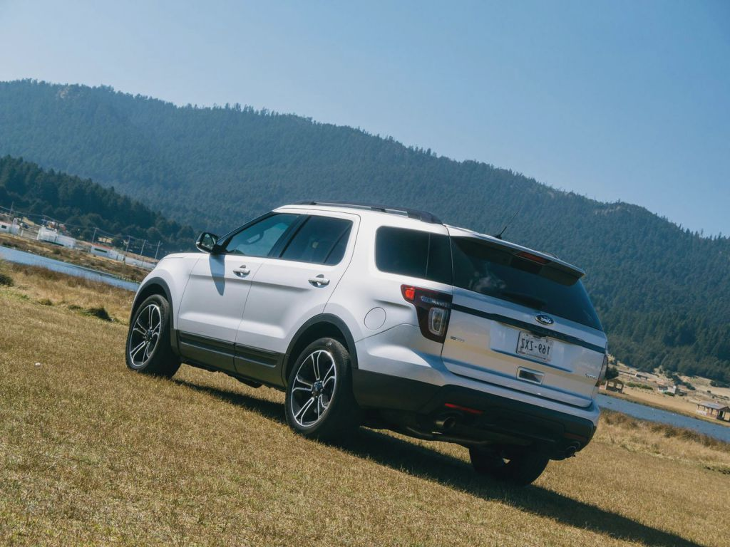 2015 ford explorer sport[ and] Best Wallpaper Gallery