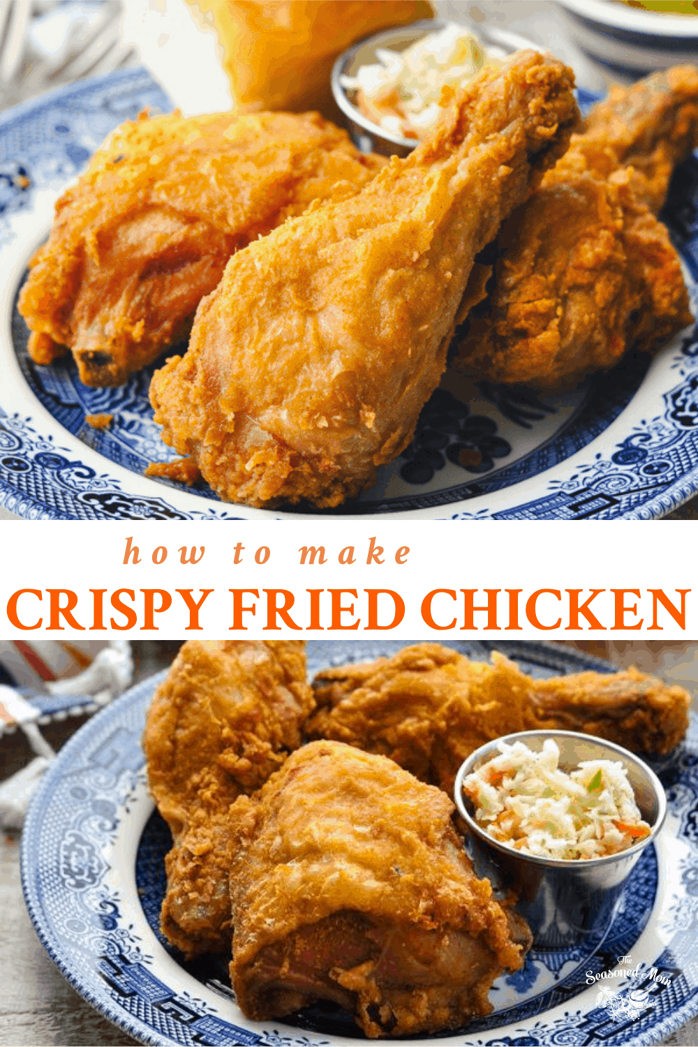 Crispy Fried Chicken Recipe Recipe In 2020 Chicken Main Dish Recipes Fried Chicken Chicken Recipes