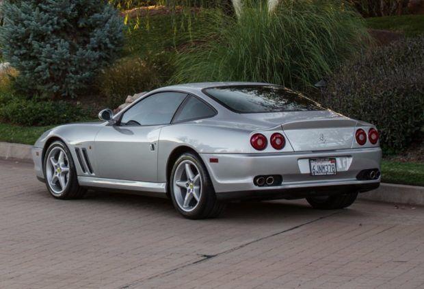 2000 Ferrari 550 Maranello Bring A Trailer Automobiles