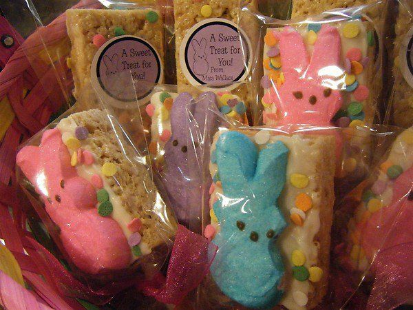 Easter treats for classmates made by me pinterest easter and easter treats for classmates negle Gallery